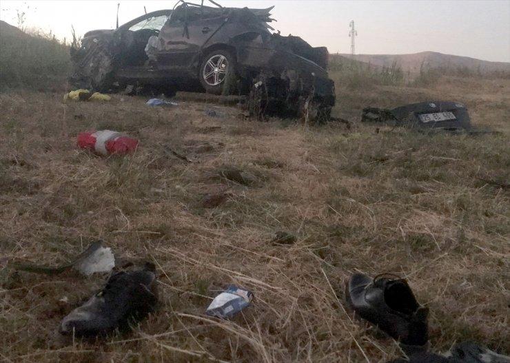 Erzurum'da Trafik Kazası: 2 Ölü