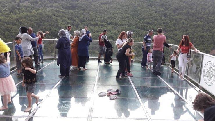 Türkiye'nin En Yüksek Cam Seyir Terası