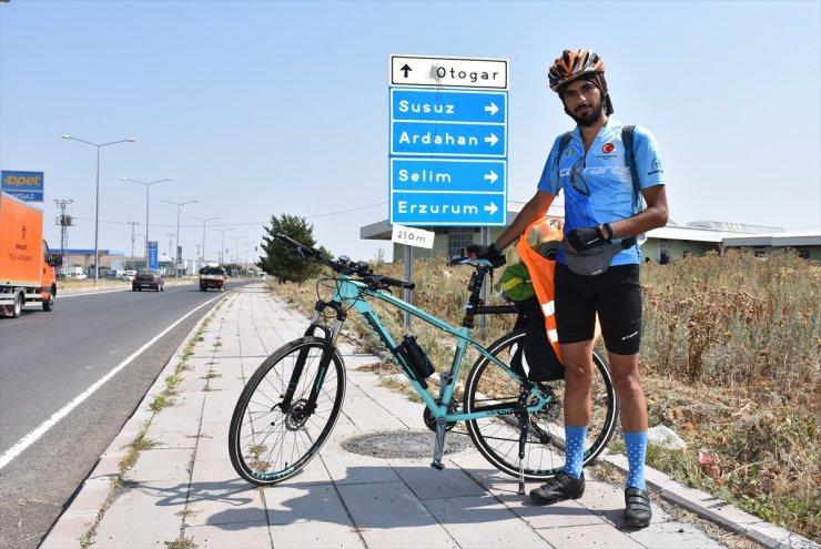 Iğdır'dan İzmir'e 2160 km'lik Yolculuk