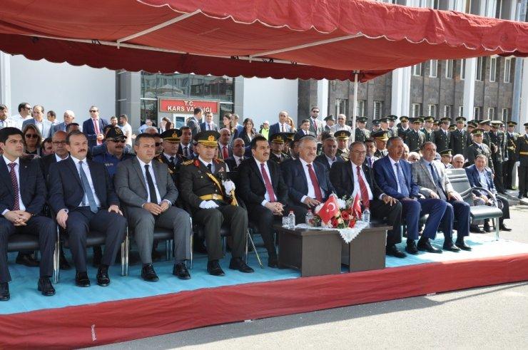 Kars'ta 'Zafer Bayramı' Kutlamaları