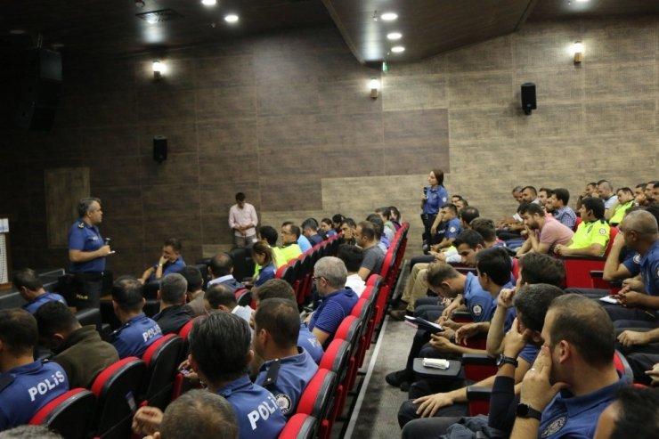 Kars'ta Okullar İçin 'Güvenlik' Toplantısı