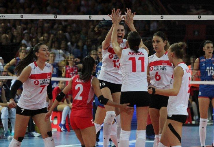 'Voleybol'da Muhteşem Final
