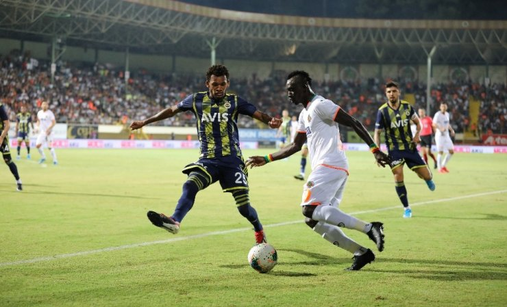 Fenerbahçe'ye Alanya'dan Darbe