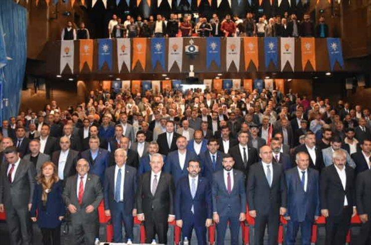 AK Parti'de Danışma Meclisi Toplantısı