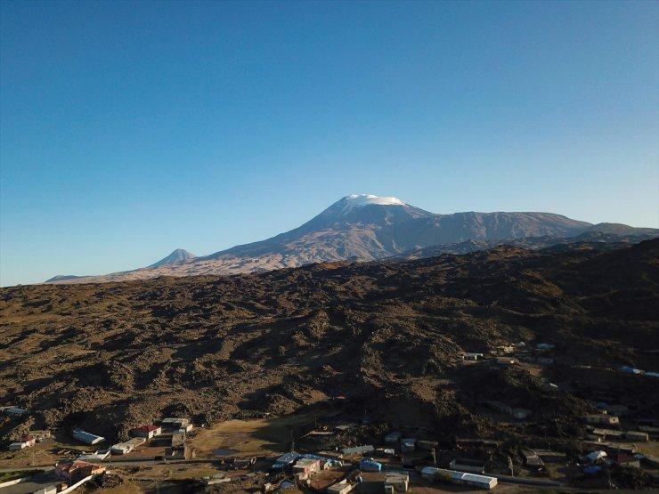 Ağrı Dağı ve Çevresinde Sonbahar