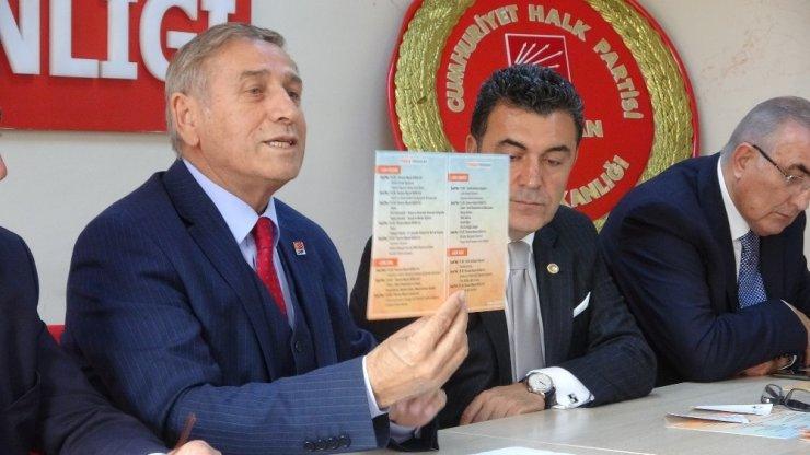 CHP'li Kaya: 'Ardahan'ın Hali İçimizi Burkuyor'
