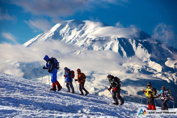 SERKA'dan 'Ağrı Dağı'na Yolculuk' Belgeseli