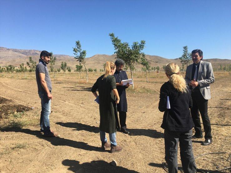 IFAD Temsilcileri Kağızman'da