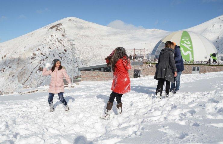 Palandöken'de Kış Güzelliği