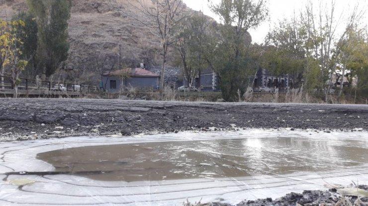 Kars'ta Donduran Soğuklar