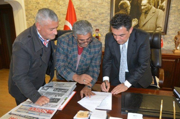 Ardahan Belediyesi'nde Toplu Sözleşme