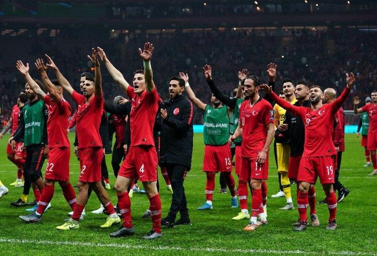 A Milliler Euro 2020'i Garantiledi