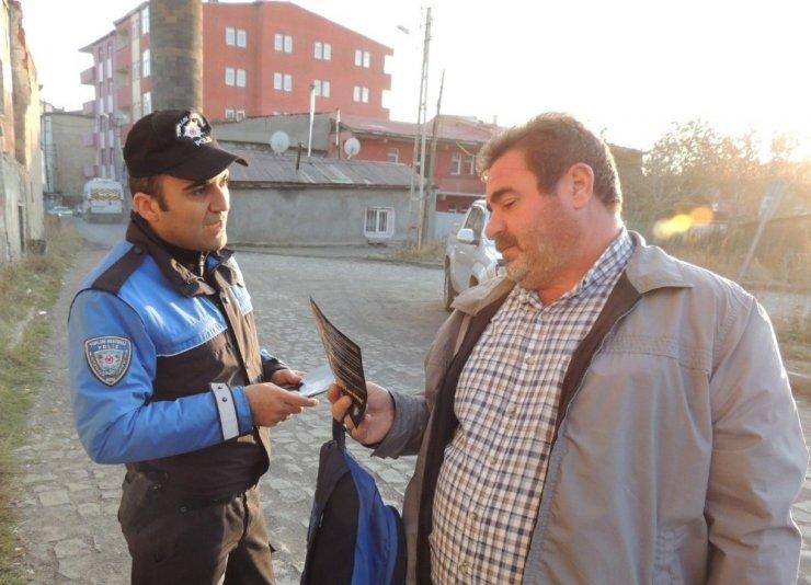 Polisten 'Soba Zehirlenmesi' Uyarısı