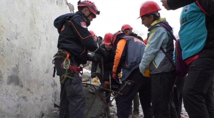 Kars'ta AFAD Gönüllü Eğitimi