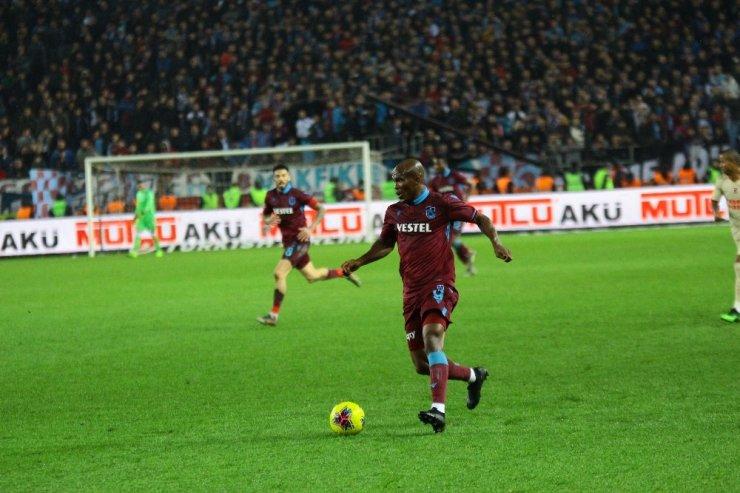 Trabzon'dan Beraberlik Çıktı