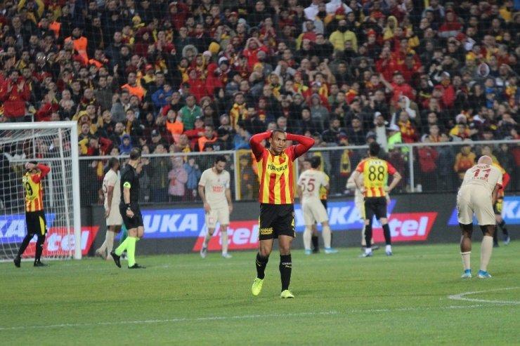 Göztepe, Galatasaray'ı Affetmedi