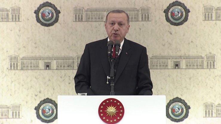 MİT'in Yeni Binası 'Kale' Açıldı