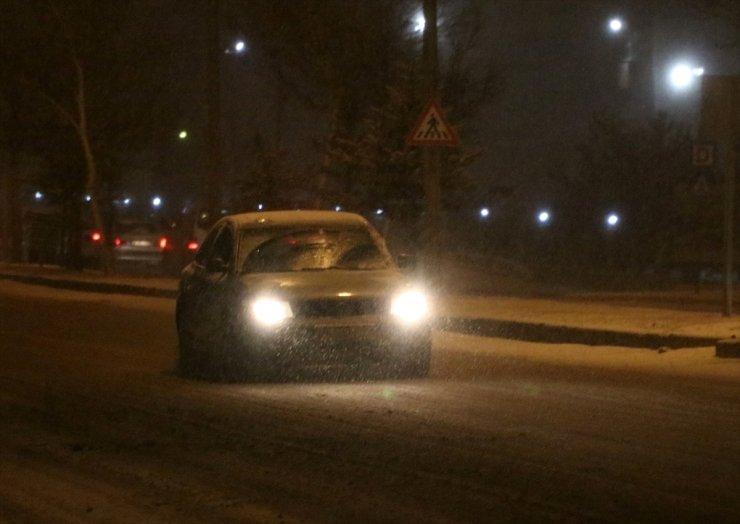 Bölgede Kar Yağışı Etkili Oluyor