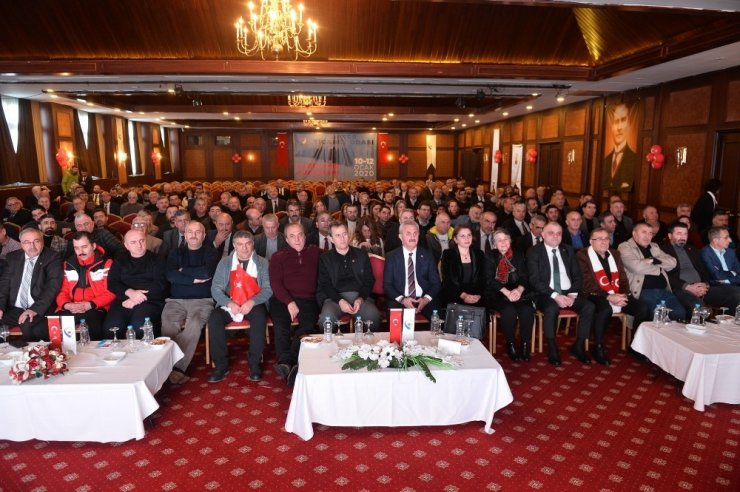 Sarıkamış'ta 'İş Forumu' Toplantısı