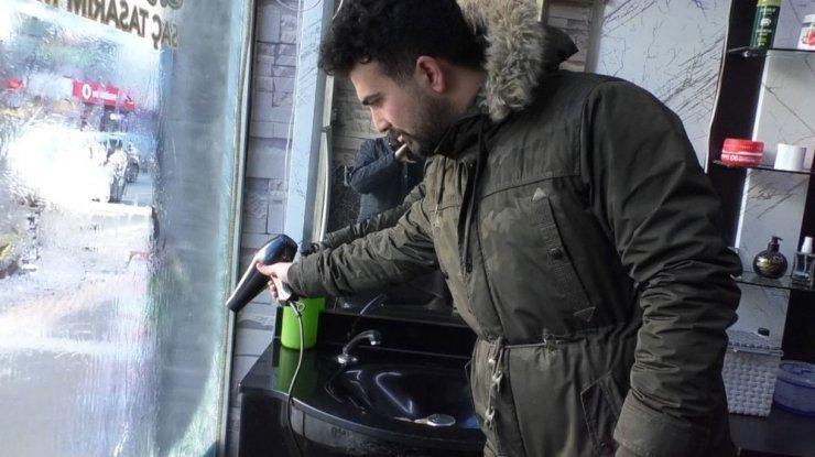 Kars'ta Aşırı Soğuklar