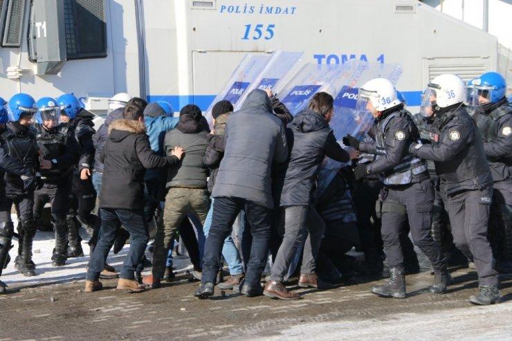 'Çevik Kuvvet Polisi'nden Tatbikat