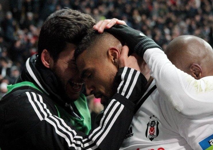 Süper Lig: Beşiktaş: 3 - Gaziantep Fk: 0 (Maç Sonucu)