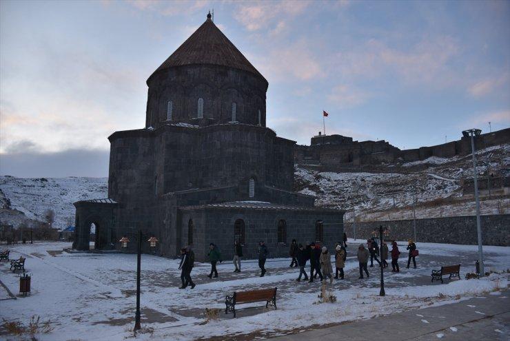 AB Ülkelerinin Büyükelçileri Kars'ta