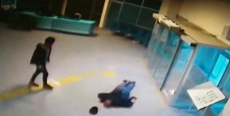 Yeğeni Tarafından Öldürülmesi Kameralara Yansıdı
