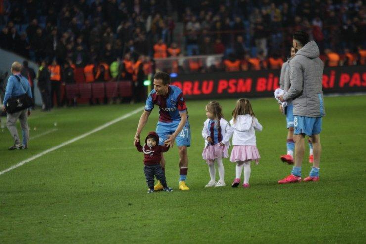 Trabzonspor Liderliğe Yükseldi
