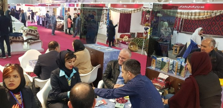SERKA, Tahran'da Tanıtım Yaptı