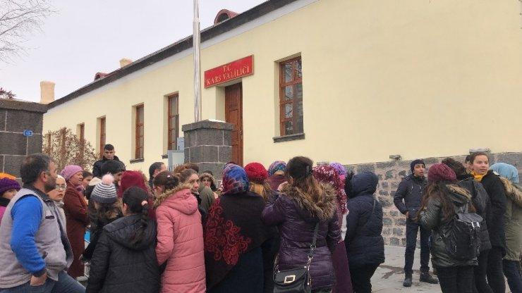 Kars'ta 'Depreme Dayanıksız Okul' Sorunu