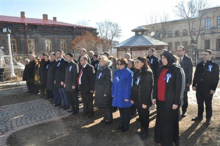 Kars'ta Vergi Haftası Kutlamaları Başladı