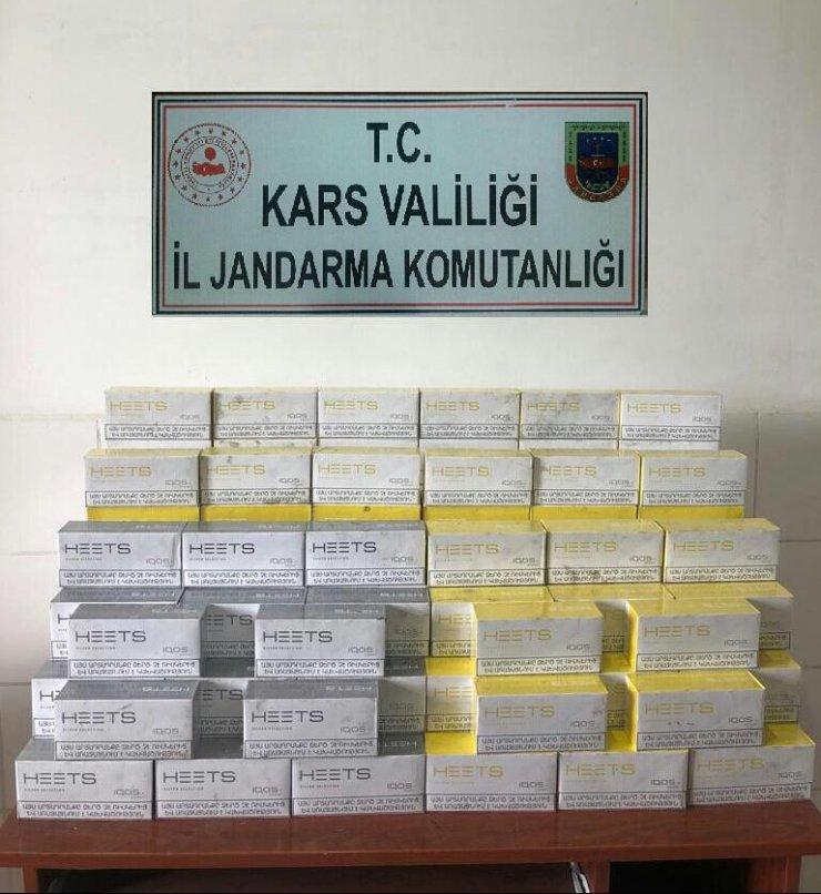 Sarıkamış'ta 'Kaçak Sigara' Operasyonu