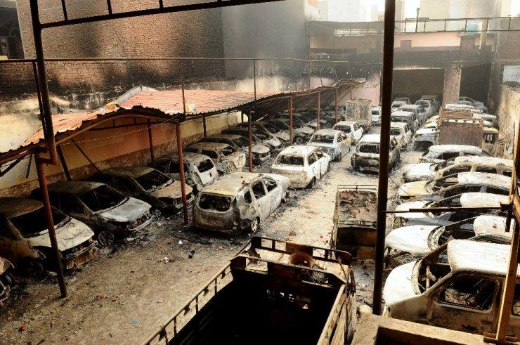 Hindistan'da Vatandaşlık Yasası Protestoları