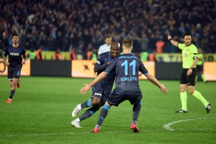Trabzonspor, Rize'yi Affetmedi