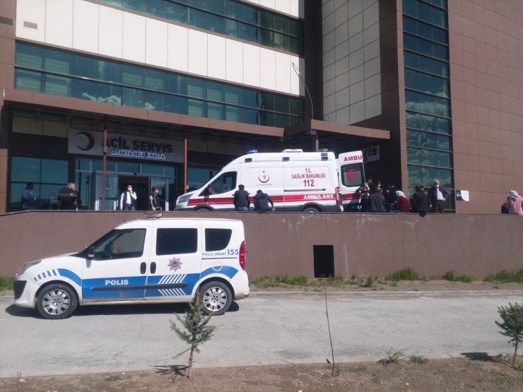 Kağızman'da Silahlı Kavga: 2 Ölü