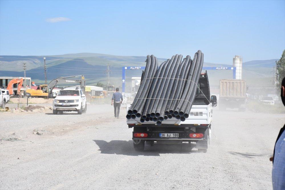 'Toz' Sanayi Esnafını Canından Bezdirdi