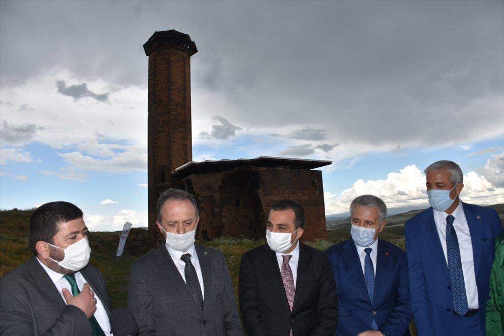 Ani'deki Ebu'l Menuçehr Camisi İbadete Açılacak