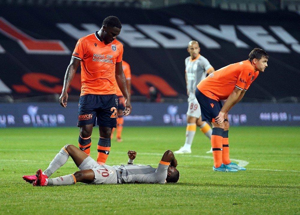 İlk Yarı | Başakşehir: 0 - Galatasaray: 0