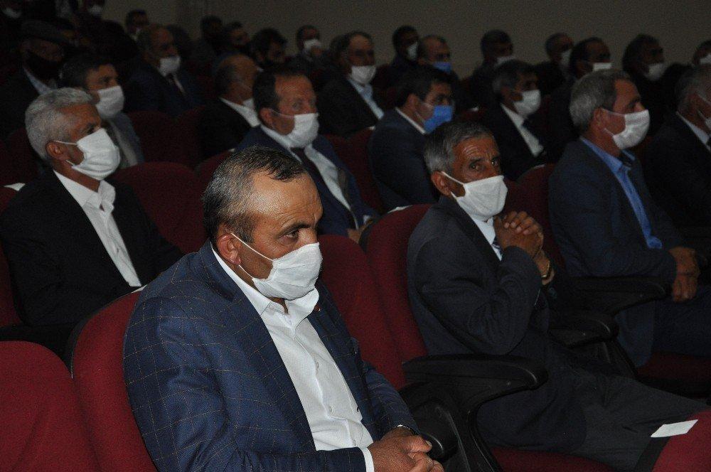 Kars'ta KÖYDES Meclis Toplantısı