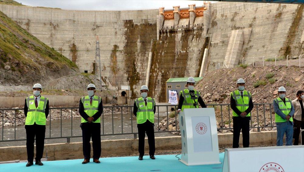 Köroğlu Barajı ve Kotanlı HES Hizmete Alındı