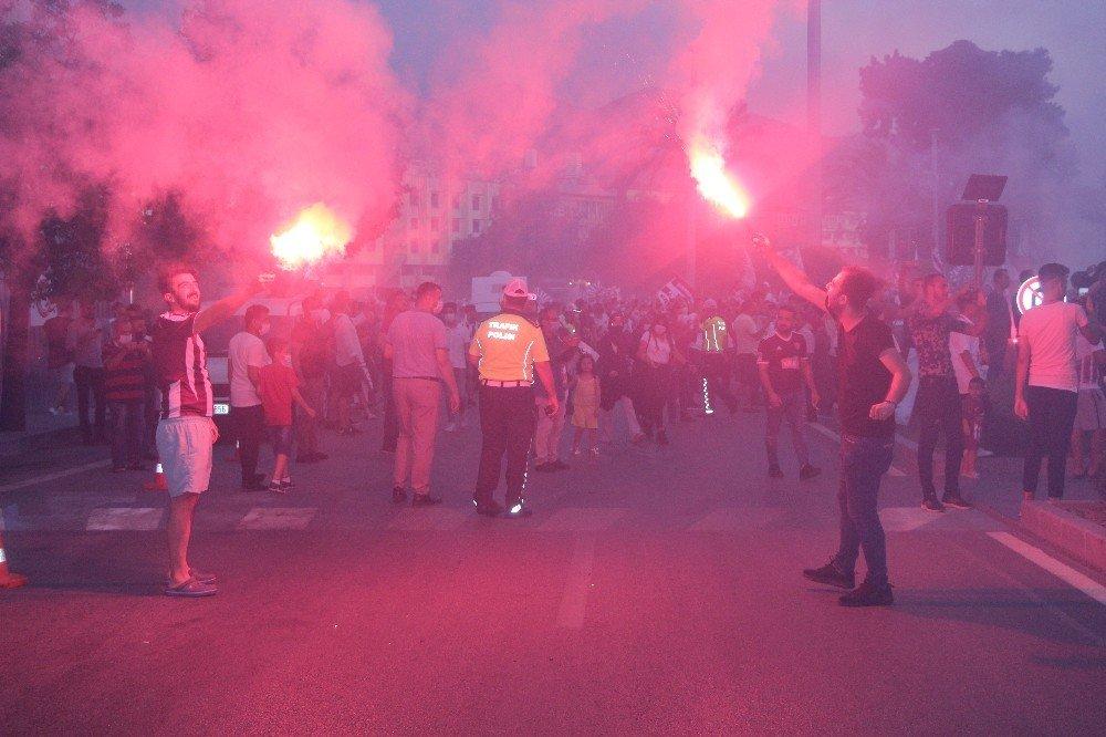 Hatay'da Süper Lig Sevinci