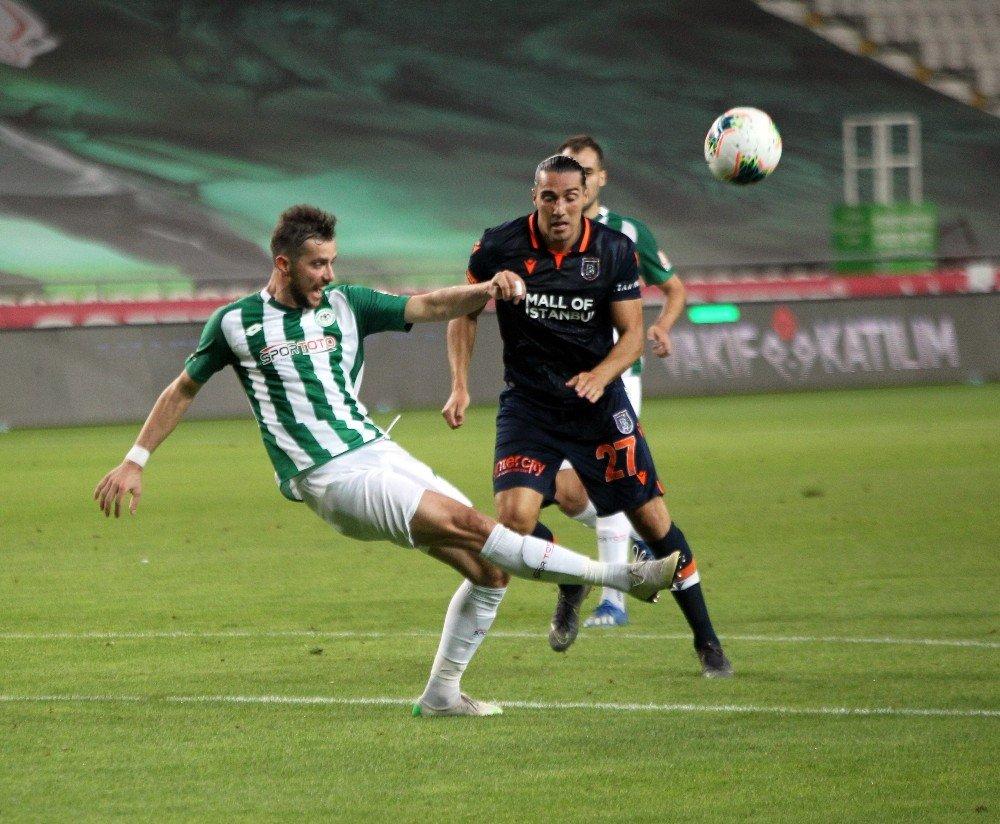 Süper Lig | Başakşehir, Konya'da kaybetti