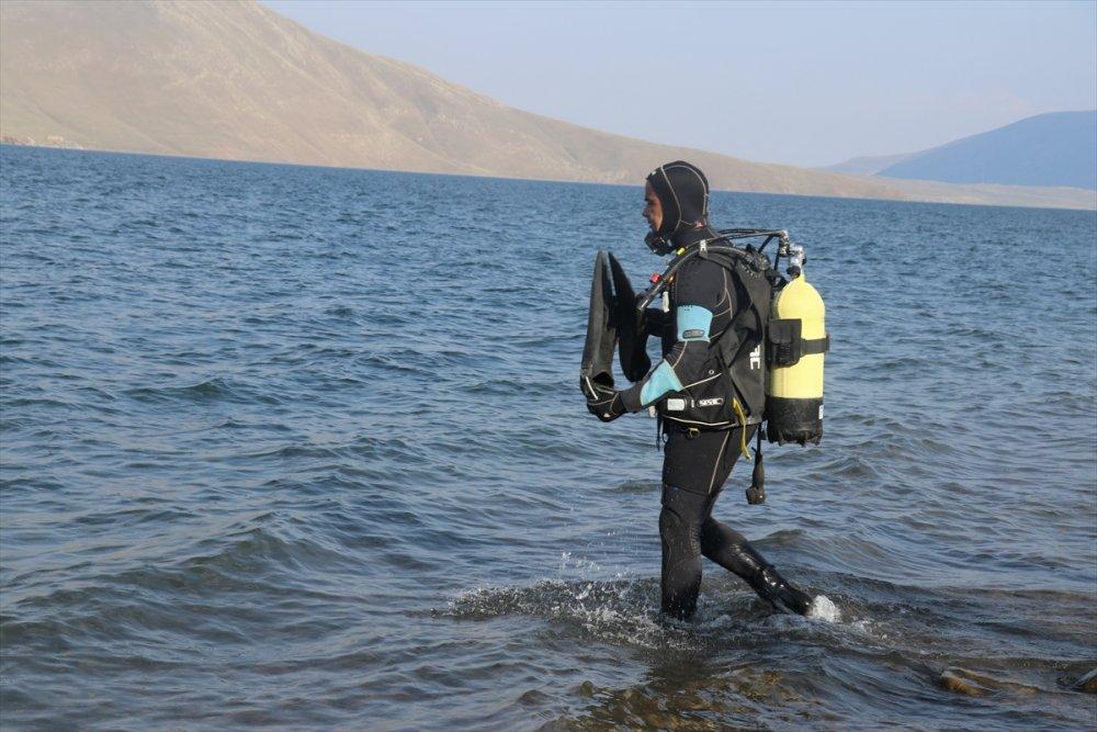 Balık Gölü'ne Giren Genç Boğuldu