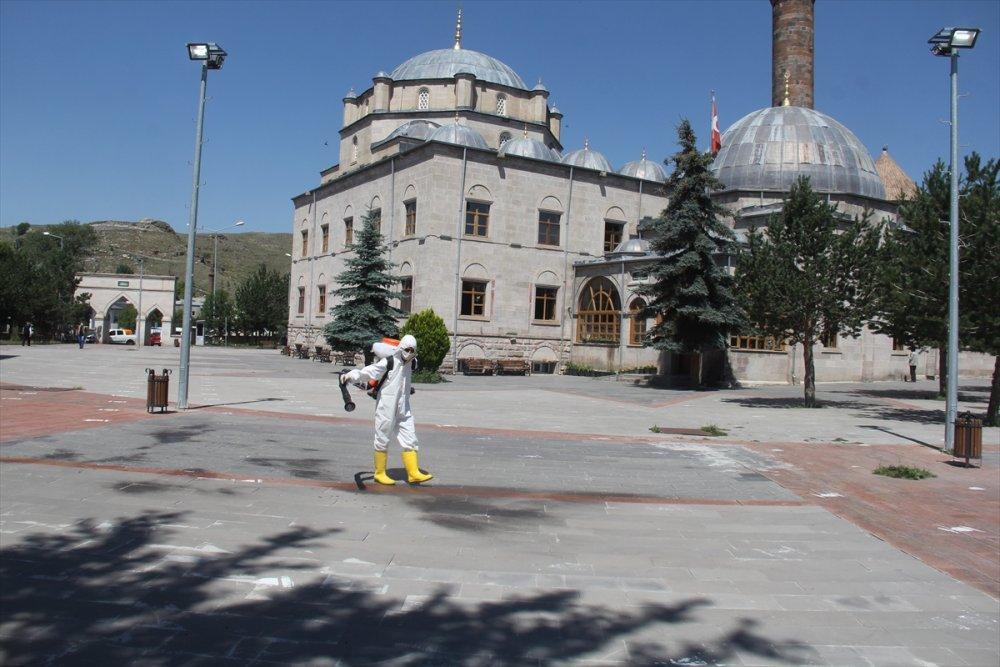 Kars'ta 'Böcek ve Haşere' İlaçlaması