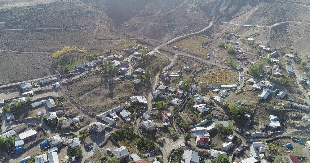 DSİ, Digor'da Taşkın Risklerini Azalttı