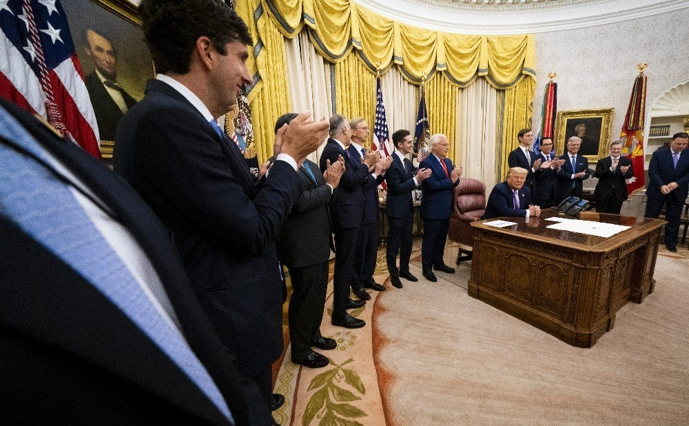 İsrail ve BAE Arasında Anlaşma