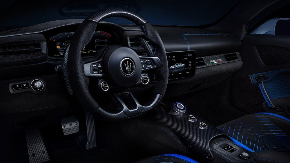İtalyan Maserati, MC20'yi Tanıttı
