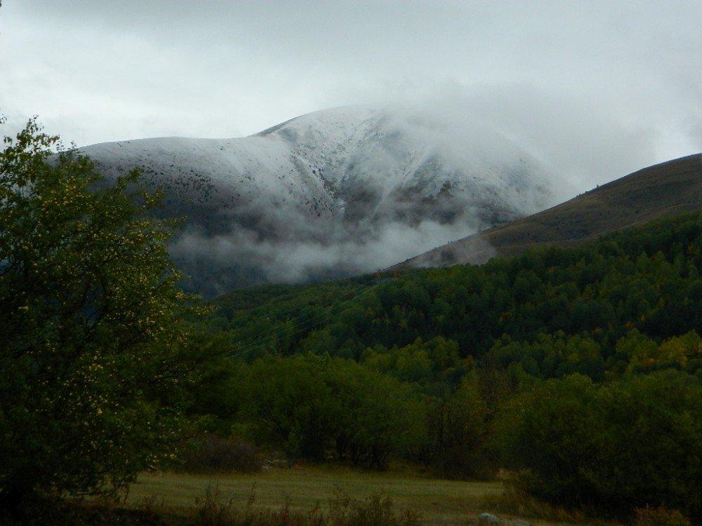 Posof Yılın İlk Kar Yağışı