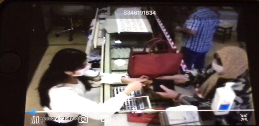 Hırsızlık Zanlıları Ankara'da Yakalandı